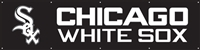 Chicago White Sox MLB 8' x 2' Giant Banner