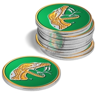Florida A&M Rattlers 12 Pack Collegiate Ball Markers