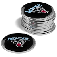 Maine Black Bears 12 Pack Collegiate Ball Markers