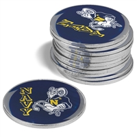 Naval Academy Midshipmen 12 Pack Collegiate Ball Markers