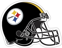 "Pittsburgh Steelers 12"" Vinyl Magnet"