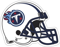 "Tennessee Titans 12"" Vinyl Magnet"