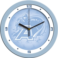 "Army Black Knights12"" Wall Clock - Blue"