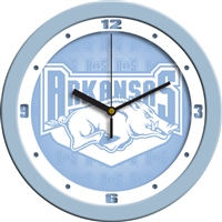 "Arkansas Razorbacks 12"" Wall Clock - Blue"