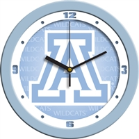 "Arizona Wildcats 12"" Wall Clock - Blue"