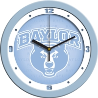 "Baylor Bears 12"" Wall Clock - Blue"
