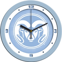 "Colorado State Rams 12"" Wall Clock - Blue"