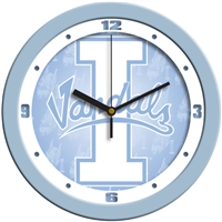 "Idaho Vandals 12"" Wall Clock - Blue"