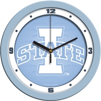 "Iowa State Cyclones 12"" Wall Clock - Blue"