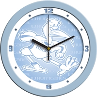 "Miami Hurricanes 12"" Wall Clock - Blue"