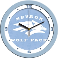 "Nevada Wolfpack 12"" Wall Clock - Blue"