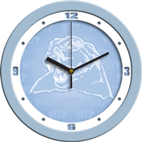 "Pittsburgh Panthers 12"" Wall Clock - Blue"