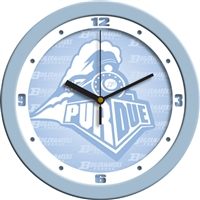 "Purdue Boilermakers 12"" Wall Clock - Blue"
