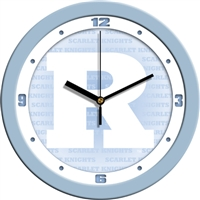 "Rutgers Scarlet Knights 12"" Wall Clock - Blue"