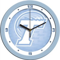 "Tulane Green Wave 12"" Wall Clock - Blue"
