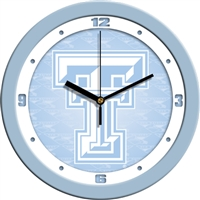 "Texas Tech Red Raiders 12"" Wall Clock - Blue"
