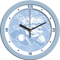 "Wichita State Shockers 12"" Wall Clock - Blue"