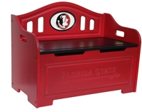 Fan Creations Florida State Seminoles  Painted Bench