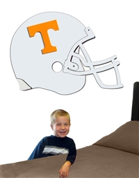 Tennessee Volunteers 3D Football Helmet Art (no stickers)