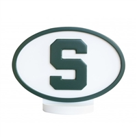 Fan Creations Michigan State Spartans Logo Art with Stand