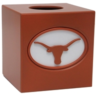 Texas Longhorns Tissue Box Cover