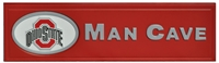 Ohio State Buckeyes   Man Cave  Plaque