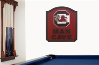 South Carolina Gamecocks   Man Cave Shield