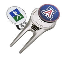 Arizona Wildcats Cap Tool w/ Ball Marker