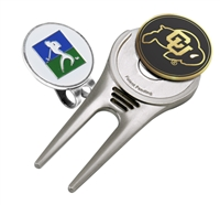 Colorado Buffaloes Cap Tool w/ Ball Marker
