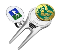 Colorado State Rams Cap Tool w/ Ball Marker