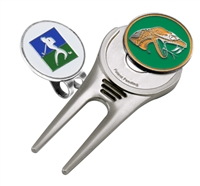 Florida A&M Rattlers Cap Tool w/ Ball Marker