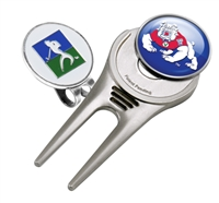 Fresno State Bulldogs Cap Tool w/ Ball Marker