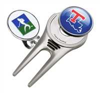 Louisiana Tech Bulldogs Cap Tool w/ Ball Marker