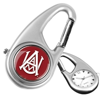 Alabama A&M Bulldogs Carabiner Watch