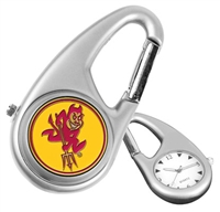 Arizona State Sun Devils Carabiner Watch