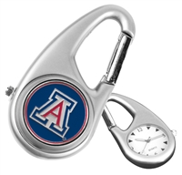 Arizona Wildcats Carabiner Watch
