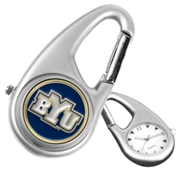 Brigham Young BYU Cougars Carabiner Watch