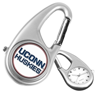 Connecticut Huskies Carabiner Watch