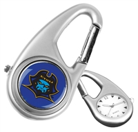 East Tennessee State Buccaneers Carabiner Watch