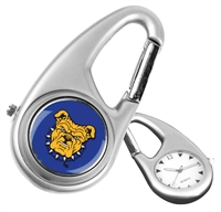North Carolina A&T Aggies Carabiner Watch