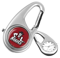 New Mexico State Aggies Carabiner Watch