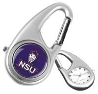Northwestern State Demons Carabiner Watch