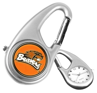 Oregon State Beavers Carabiner Watch