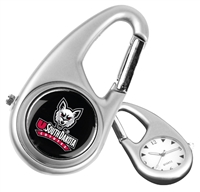 South  Dakota Coyotes Carabiner Watch