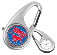 Southern Methodist Mustangs Carabiner Watch