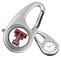 Texas Tech Red Raiders Carabiner Watch