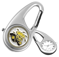 Wichita State Shockers Carabiner Watch