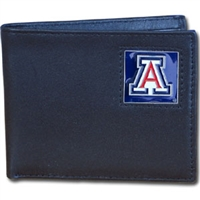 Arizona Wildcats Bi-fold Wallet