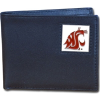Washington State Cougars Bifold Wallet