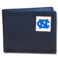 North Carolina Tar Heels Bi-fold Wallet